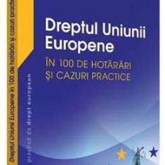 Dreptul Uniunii europene in 100 de hotarari si cazuri practice - Raluca Bercea, Sorina Doroga