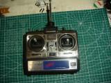 Telecomanda radio set 2 bucati /40Mhz nova 4 + Sanwa