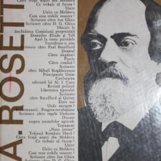 GANDITORUL, OMUL - C.A..ROSETTI