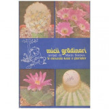 Micii gradinari (invitati de Marin Sorescu) in minunata lume a plantelor