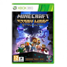 Minecraft: Story Mode - A Tell Tale Games Series XB360