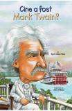 Cine a fost Mark Twain?, Pandora-M