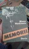 Memorii – Elena Vacarescu