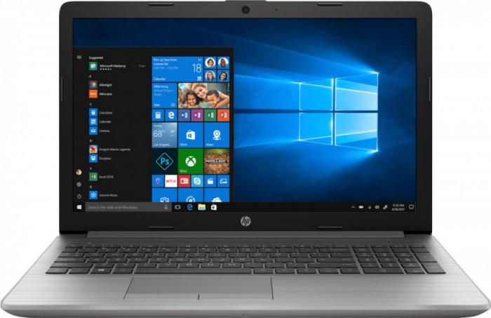 "Laptop HP 255 G7, procesor AMD Ryzen™ 3 3200U pana la 3.50 GHz, 15.6"", Full HD, 8GB, 256GB SSD, DVD-RW, Radeon™ Vega 3 Graphics, Windows 10 Pro, Argin"