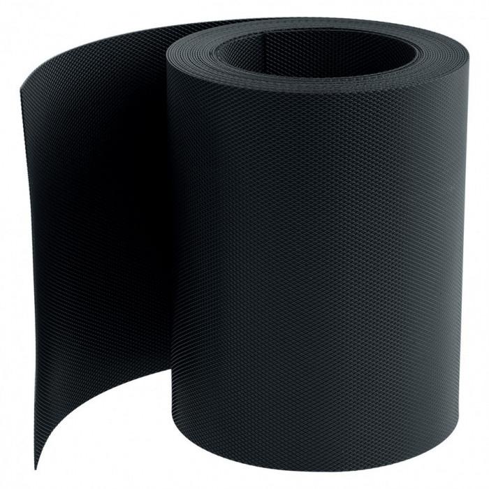 PALISAD Banda pentru bordura , 15 x 900 cm, neagra, PALISAD 64478