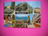 HOPCT 78214  KLAGENFURT    AUSTRIA  -STAMPILOGRAFIE-CIRCULATA
