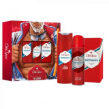 OLD SPICE - SET 3 PRODUSE: GEL DUS, BODY SPAY SI AFTER SHAVE - WHITEWATER