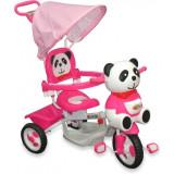 Tricicleta Panda roz Baby Mix resigilat