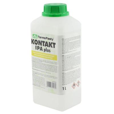 Solutie de curatat cu alcool izopropilic, IPA PLUS 1L, AG Termopasty - 400531 foto