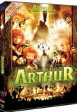 Arthur 1: Lumea Invizibila / Arthur et les Minimoys - DVD Mania Film