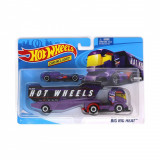 Set 2 masinute Hot Wheels Super Rig Collection