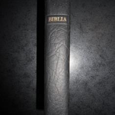 BIBLIA SAU SFANTA SCRIPTURA A VECHIULUI SI NOULUI TESTAMENT (14 x 10 cm)