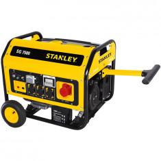 Generator curent SG7500, 7.5 kW, 18 HP, AVR, 25 L, 6.3 h