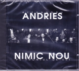 CD Folk: Alexandru Andries - Nimic nou pe frontul de est ( 1993, SIGILAT )