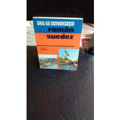 GHID DE CONVERSATIE ROMAN SUEDEZ - VALERIU MUNTEANU