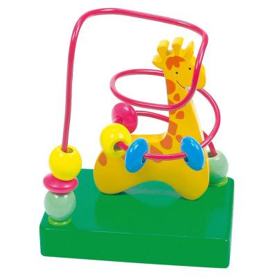 Jucarie dexteritate Lupilo - Girafa - Bino foto