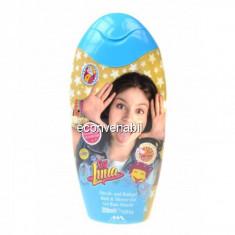 Gel de Dus pentru Copii Soy Luna 200ml Disney BC209000000