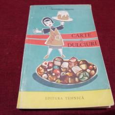 ECATERINA TEISANU - CARTE DE DULCIURI