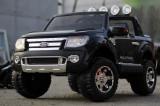 Masinuta electrica pentru 2 copii Ford Ranger F150, 2x 35W 12V #Negru