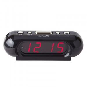 Ceas desteptator VST-716, LED, functie alarma
