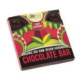 Cumpara ieftin Ciocolata cu zmeura raw bio 35g