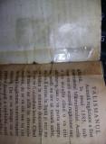 Carte veche Religioasa Nedatata TALISMANUL in starea care se vede,T.GRATUIT