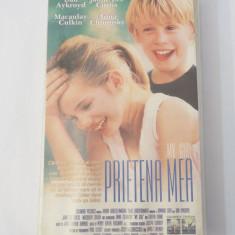 Caseta video VHS originala film tradus Ro - Prietena Mea