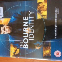 THE BOURNE IDENTITY -  ( 2002 ) DVD Original