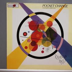 Pocket Change feat David Patt – Random Axis (1986/Passport/RFG) - Vinil/Jazz/M