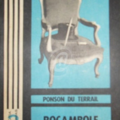 Rocambole - Mostenirea misterioasa, vol. I