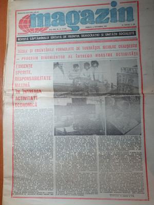 magazin 8 octombrie 1988 foto