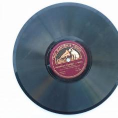 Hilo Hawaiian orchestra disc patefon gramofon