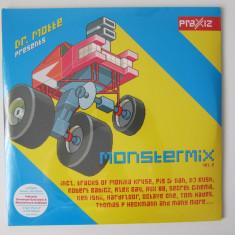 Dr Motte-Monstermix Vol 2 (Set 4 LP) Disc Vinyl-Vinil House-Electronic NOU