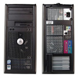DESKTOP DELL OPTIPLEX 755 tower,Intel Core2 Duo E8400 3.00GHz, Ram 4gb, HDD 250 gb,