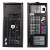 DESKTOP DELL OPTIPLEX 755 tower,Intel Core2 Duo E8400 3.00GHz, Ram 4gb, HDD 250 gb,