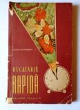 Cumpara ieftin Bucatarie rapida - Elena Marinescu, Tehnica, 1962