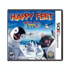 Happy Feet Two Nintendo 3Ds