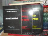 Cumpara ieftin ADRIAN PAUNESCU - TRILOGIA CARUNTA , POEZII NOI * 3 VOLUME , 1993-1994