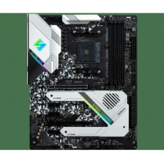 Placa de baza asrock socket am4 x570 steel legend supports, Pentru AMD, DDR4