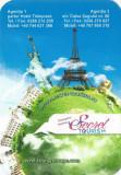 Romania, Secret Tourism, calendar de buzunar, 2013