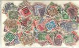 DEUTSCHES REICH.Lot peste 400 buc. timbre stampilate