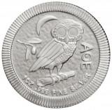 Cumpara ieftin Moneda argint lingou, Bufnita ateniana(Athenian Owl)