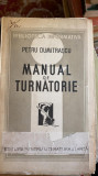 manual de turnatorie.aut.p.dumitrascu.an 1939