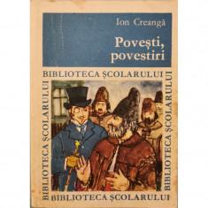 Povesti, povestiri - Ion Creanga