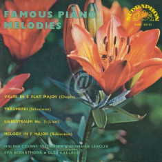 Famous Piano Melodies (Vinil)