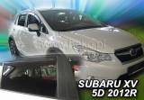 Paravanturi auto Subaru XV, 2012-- Set fata si spate 4 buc., Heko