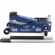 STELS Cric hidraulic auto rulant tip crocodil, 3 t, QUICK LIFT, 130-465 mm, profi , STELS 51133