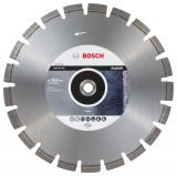 Bosch Best disc diamantat 350x20/25.4x12 mm pentru asfalt