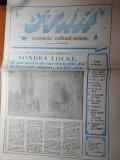 ziarul star 2-8 iulie 1990-ziar cultural artistic