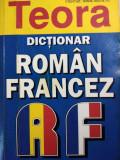 DICȚIONAR ROMAN FRANCEZ - MARCEL SARES